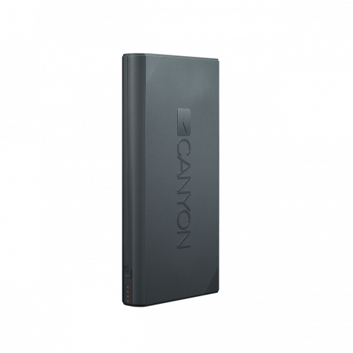 Canyon 16000mAh tmavo šedý - Power bank