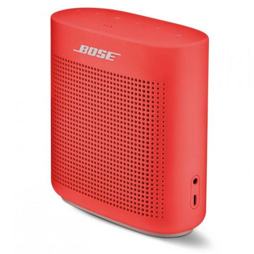 BOSE SoundLink COLOUR BT II Coral red - Prenosný bluetooth reproduktor
