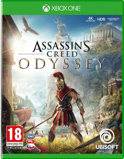Assassin's Creed Odyssey - Hra XBOX ONE