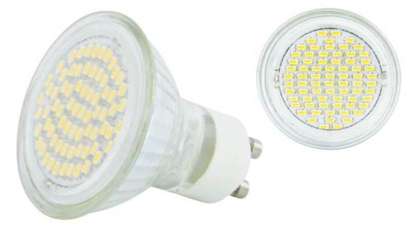 Emos 72 LED 4W GU10 DL - LED žiarovka