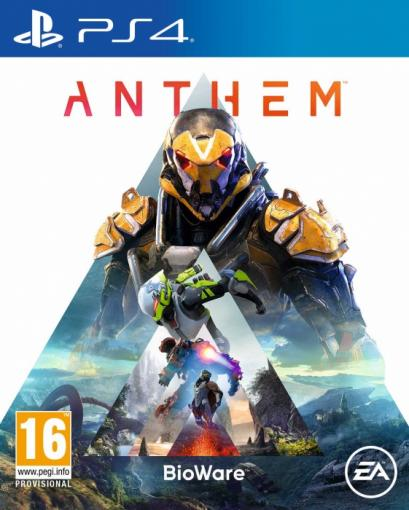 Anthem - Hra PS4
