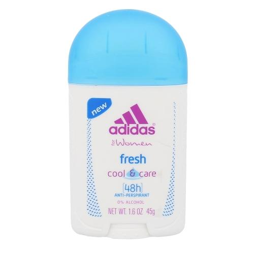 Adidas For Women Cool & Care Fresh - Tuhý deodorant 42ml