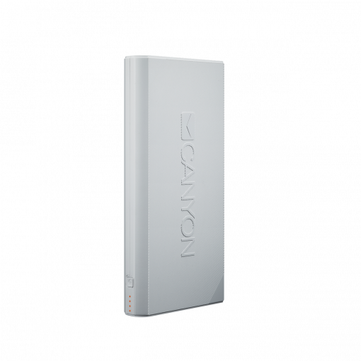 Canyon 16000mAh biely - Power bank