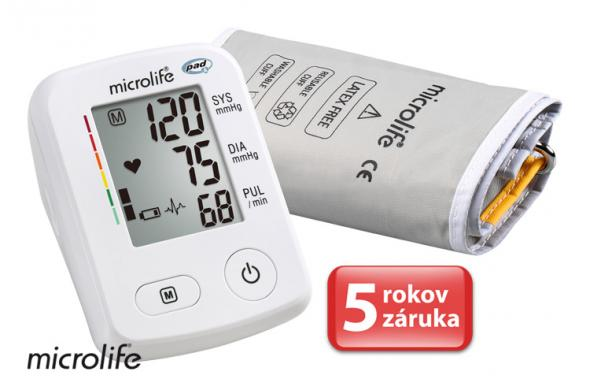 Microlife BP A2 Classic Accurate - Tlakomer