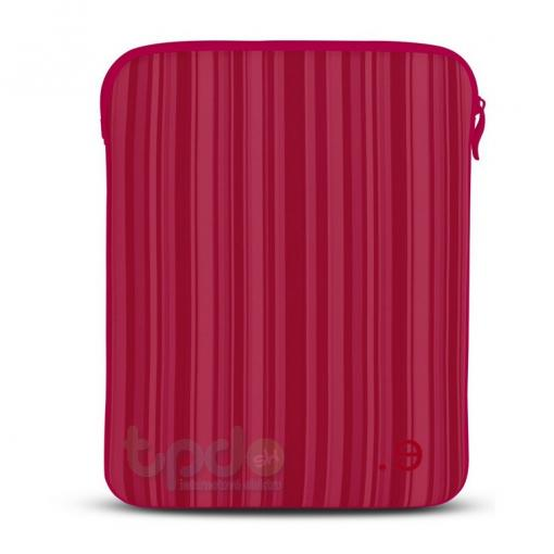Be.ez LA robe Allure Sleeve (Red Kiss) - Puzdro pre tablet do 9,7