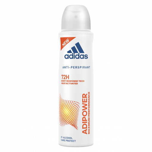 Adidas Adipower 150ml - Antiperspirant sprej