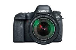Canon EOS 6D Mark II Telo + EF 24-105mm f/3.5-5.6 IS STM + 100€ CASHBACK