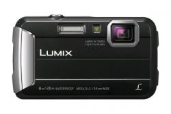 Panasonic Lumix DMC-FT 30EP-K čierny