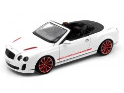 Bburago Bentley Continental Supersports Convertible ISR 1:18 Diamond