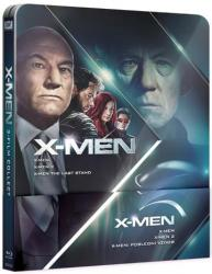 X-Men Trilógia 1-3 steelbook