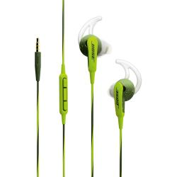 BOSE SoundSport in-ear Apple Energy green