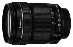 Canon EF-S 18-135mm f/3.5-5.6 IS + 55€ CASHBACK