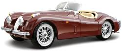 Bburago Jaguar XK 120 Roadster KIT 1:24 Close Box