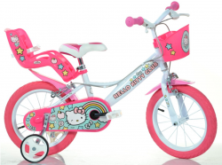 "DINO Bikes 144RHK 2018 14"" Hello Kitty"