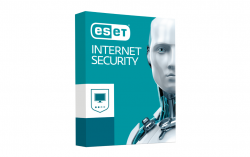 ESET Internet Security 4PC + 1rok
