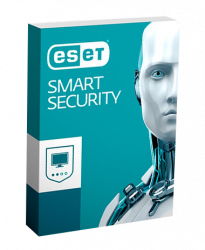 ESET Smart Security 1PC + 1rok  + VYHRAJ PEUGEOT 208