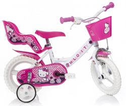 "DINO Bikes 124RLHK 2017 12"" Hello Kitty"