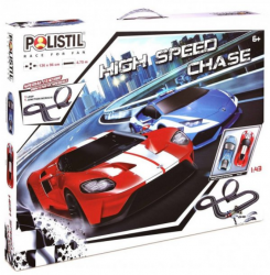 Polistil Autodráha High Speed Chase
