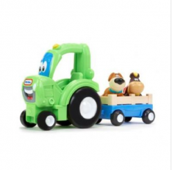 Little Tikes Traktor Handle Haulers so zvukom