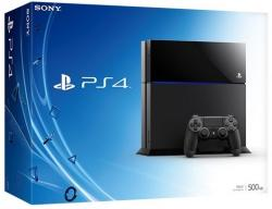 Sony PlayStation 4 500GB Čierna