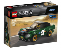 LEGO Speed Champions Ford Mustang Fastback