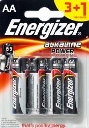 Energizer Base LR6 (AA) 3+1ks
