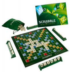Mattel Scrabble Original new - SK