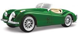 Bburago 1:24 Jaguar XK 120 Roadster (1951) Green