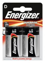 Energizer Base LR20 (D) 2ks
