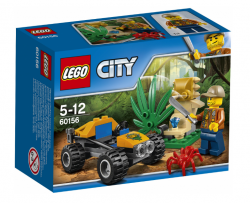 LEGO City Bugina do džungle