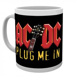 Hrnček AC/DC – Plug me in 295ml