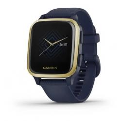 Garmin VENU SQ Music Navy/Light Gold  + VYHRAJ PEUGEOT 208