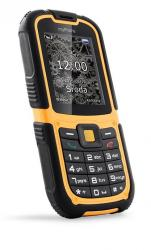 MyPhone HAMMER 2 Orange/Black