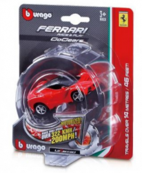 Bburago Ferrari Race & Play GoGears Vehicle 1:43