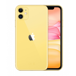 Apple iPhone 11 64GB Yellow  + VYHRAJ PEUGEOT 208