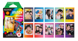 Fujifilm Instax mini FILM 10 Rainbow