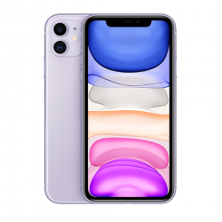 Apple iPhone 11 64GB Purple  + VYHRAJ PEUGEOT 208