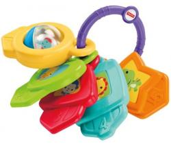 Fisher Price Fisher Price Farebné kľúčiky CMY40