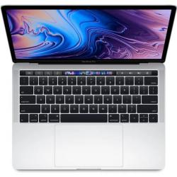 "Apple MacBook Pro 13"" Retina Touch Bar i5 2.4GHz 4-core 8GB 256GB Silver SK + ESET Internet Security ako darček"