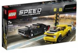 LEGO Speed Champions Dodge Challenger SRT Demon a 1970 Dodge Charger R/T