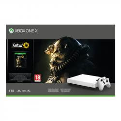 Microsoft XBOX ONE X 1TB + Fallout 76 Special ed.