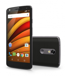 Lenovo Moto X Force single sim čierny