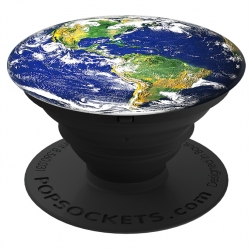 PopSocket Earth From Space