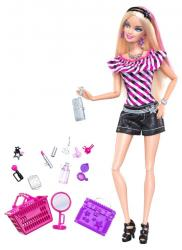 Mattel Barbie Fashionistas Shopping - Sassy