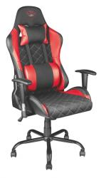 Trust GXT 707R Resto Gaming Chair Red  + VYHRAJ PEUGEOT 208