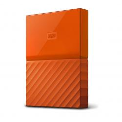 Western Digital My Passport 1TB oranžový