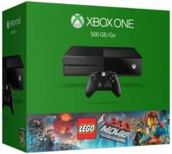 Microsoft XBOX ONE 500GB + Lego The Movie Game