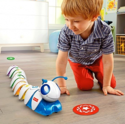 Fisher Price Interaktívna Húsenica Code a Pillar DKT39