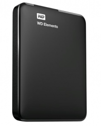 Western Digital Elements Portable 500GB čierny