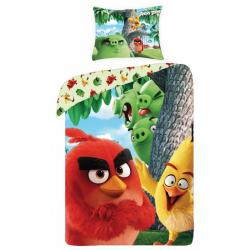 Posteľná súprava 1+1 Angry Birds movie Bedding